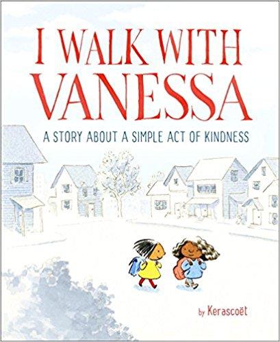 I Walk with Vanessa by Kerascoeet