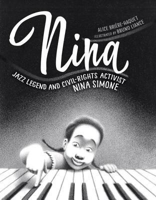 Nina Jazz Legend and Civil-Rights Activist Nina Simone by Alice Briere-Haquet