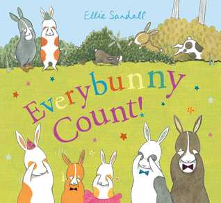 Everybunny Count By Ellie Sandall