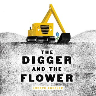 The Digger and the Flower by Joseph Kuefler