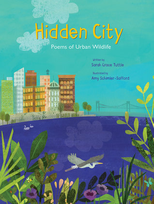 Hidden City by Sarah Grace Tuttle