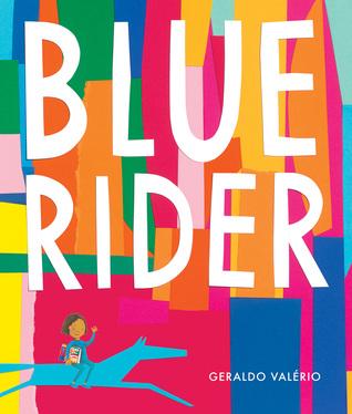 Blue Rider by Geraldo Valerio