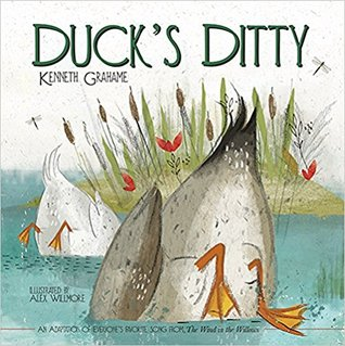 Duck's Ditty by Kenneth Grahame