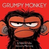 Grumpy Monkey by Suzanne Lang