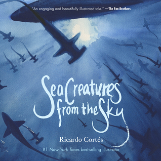 Sea Creatures from the Sky by Ricardo Cortes