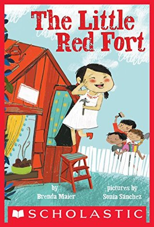 The Little Red Fort by Brenda Maier