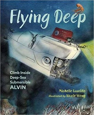 Flying Deep by Michelle Cusolito