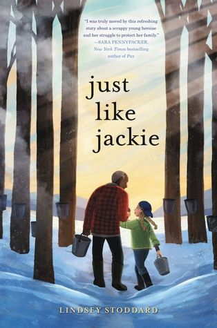 Just Like Jackie by Lindsey Stoddard