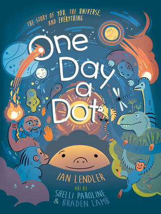 One Day a Dot by Ian Lendler