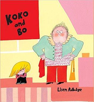 Koko and Bo by Lisen Adbage