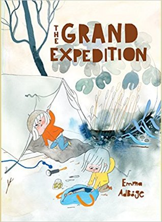 The Grand Expedition by Emma Adbage
