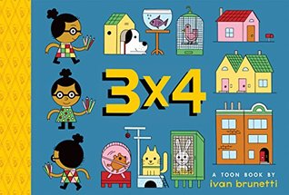 3 x 4 by Ivan Brunetti