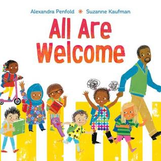 All Are Welcome by Alexandra Penfold