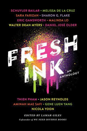 Fresh Ink edited by Lamar Giles