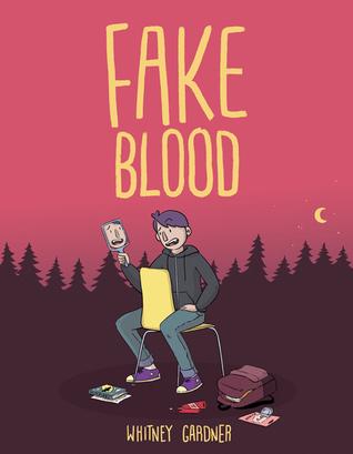 Fake Blood by Whitney Gardner