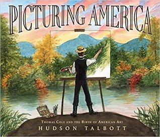 Picturing America by Hudson Talbott