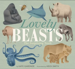 Lovely Beasts by Kate Gardner