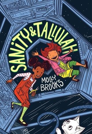 Sanity & Tallulah by Molly Brooks