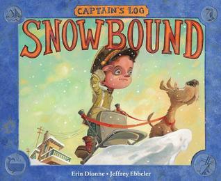 Captain's Log Snowbound by Erin Dionne