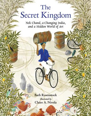 The Secret Kingdom by Barb Rosenstock