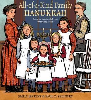 All-of-a-Kind Family Hanukkah by Emily Jenkins