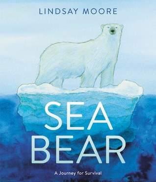 sea bear by lindsay moore