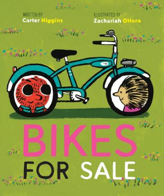 Bikes for Sale by Carter Higgins