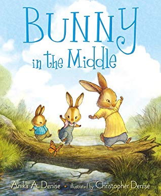 Bunny in the Middle by Anika Aldamuy Denise