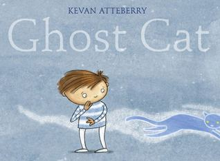 Ghost Cat by Kevan Atteberry