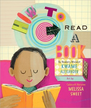 How to Read a Book by Kwame Alexander