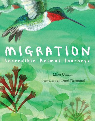 Migration Incredible Animal Journeys by Mike Unwin