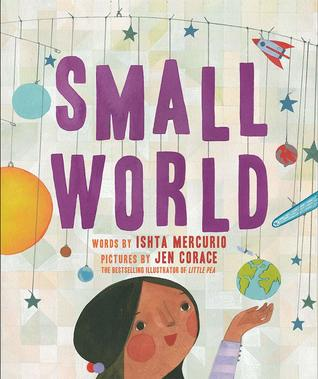 Small World by Ishta Mercurio