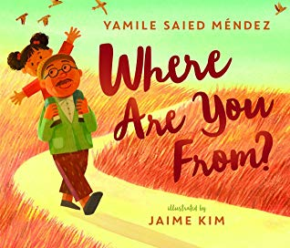 Where Are You From by Yamile Saied Mendez