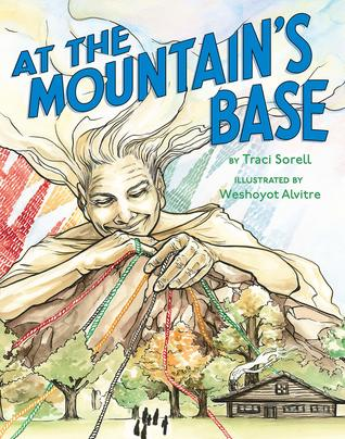 At the Mountain's Base by Traci Sorrell
