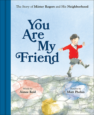 You Are My Friend by Aimee Reid
