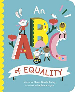 ABC of Equality by Chana Ginelle Ewing