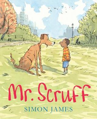 Mr. Scruff by Simon James