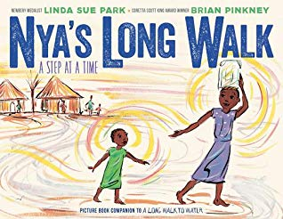 Nya's Long Walk by Linda Sue Park
