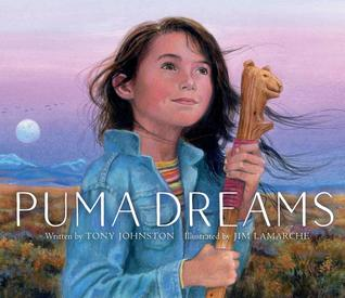 Puma Dreams by Tony Johnston