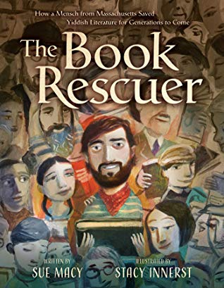 The Book Rescuer by Sue Macy