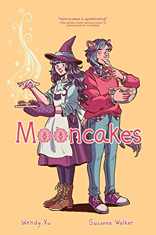 Mooncakes by Wendy Xu