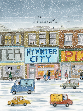 My Winter City by James Gladstone