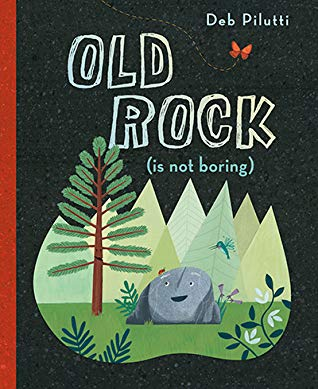 Old Rock (Is Not Boring) by Deb Pilutti