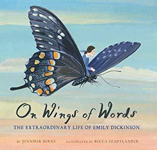 On Wings of Words by Jennifer Berne