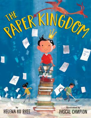 Paper Kingdom by Helena Ku Rhee