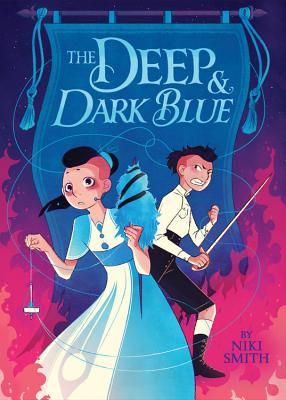 The Deep Dark Blue by Niki Smith