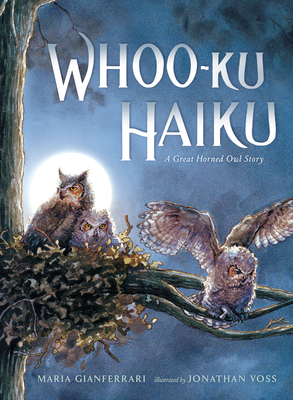 Whoo-Ku Haiku by Maria Gianferrari