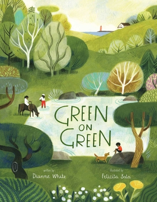 Green on Green by Dianne White