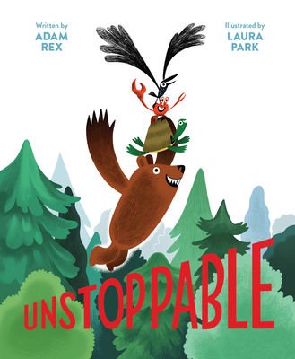 Unstoppable by Adam Rex