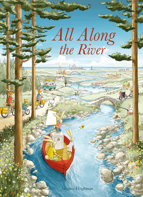 All Along the River by Magnus Weightman